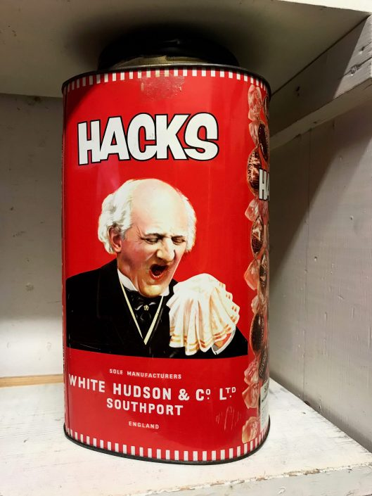 Hacks mints again. Love the image of a sneezing guy!